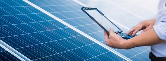 Asset Management Commercial Solar Power Project by TRITEC Americas