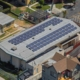 Our Lady of Angels Commercial Solar Power Project by TRITEC Americas