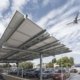 Buford Elementary School - Commercial Solar Power Project by TRITEC Americas