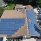 Champagne Village Commercial Solar Power Project by TRITEC Americas