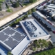 ESCONDIDO CHARTER HIGH SCHOOL Commercial Solar Power Project by TRITEC Americas