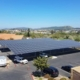 ST MARKS CATHOLIC CHURCH Commercial Solar Power Project by TRITEC Americas